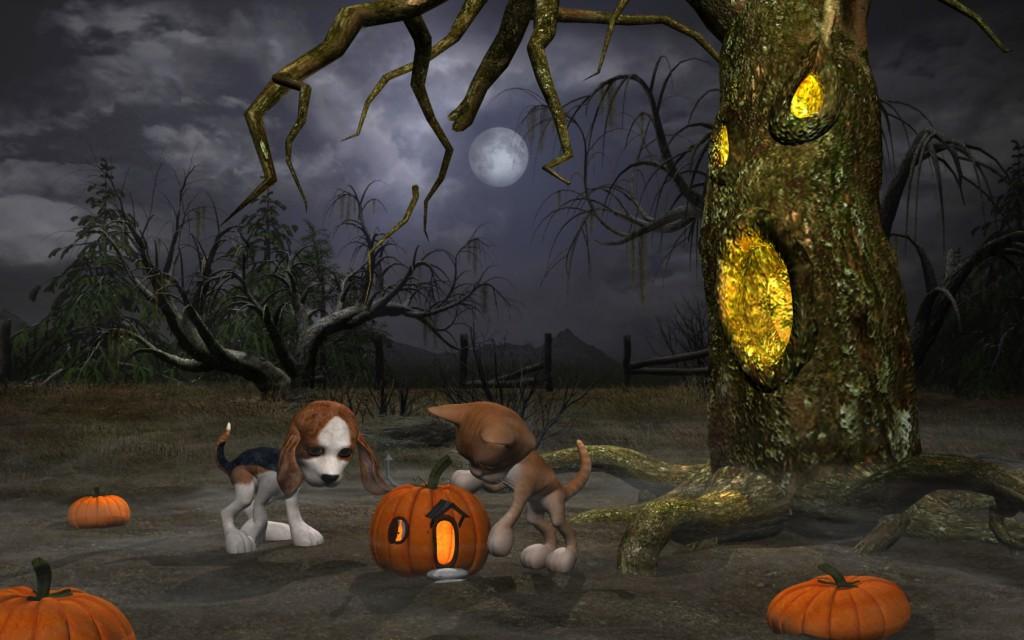 Midnight Surprise (Halloween 2009 contest)