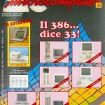 MC Microcomputer 89, ottobre 1989